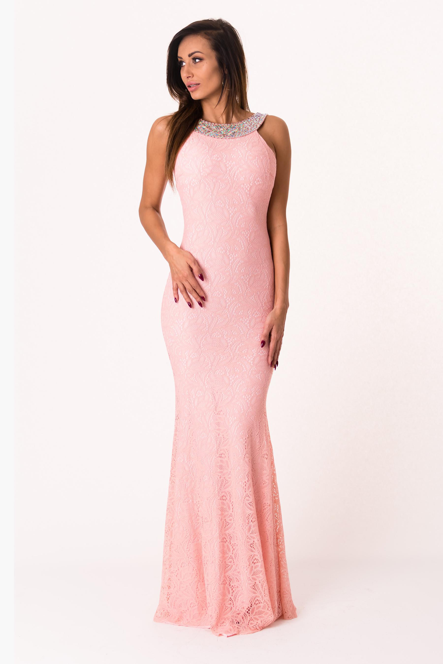 31926941afbd SOKY SOKA OBLEČENÍ světle růžová 46013-2 - Dresses - For females ...
