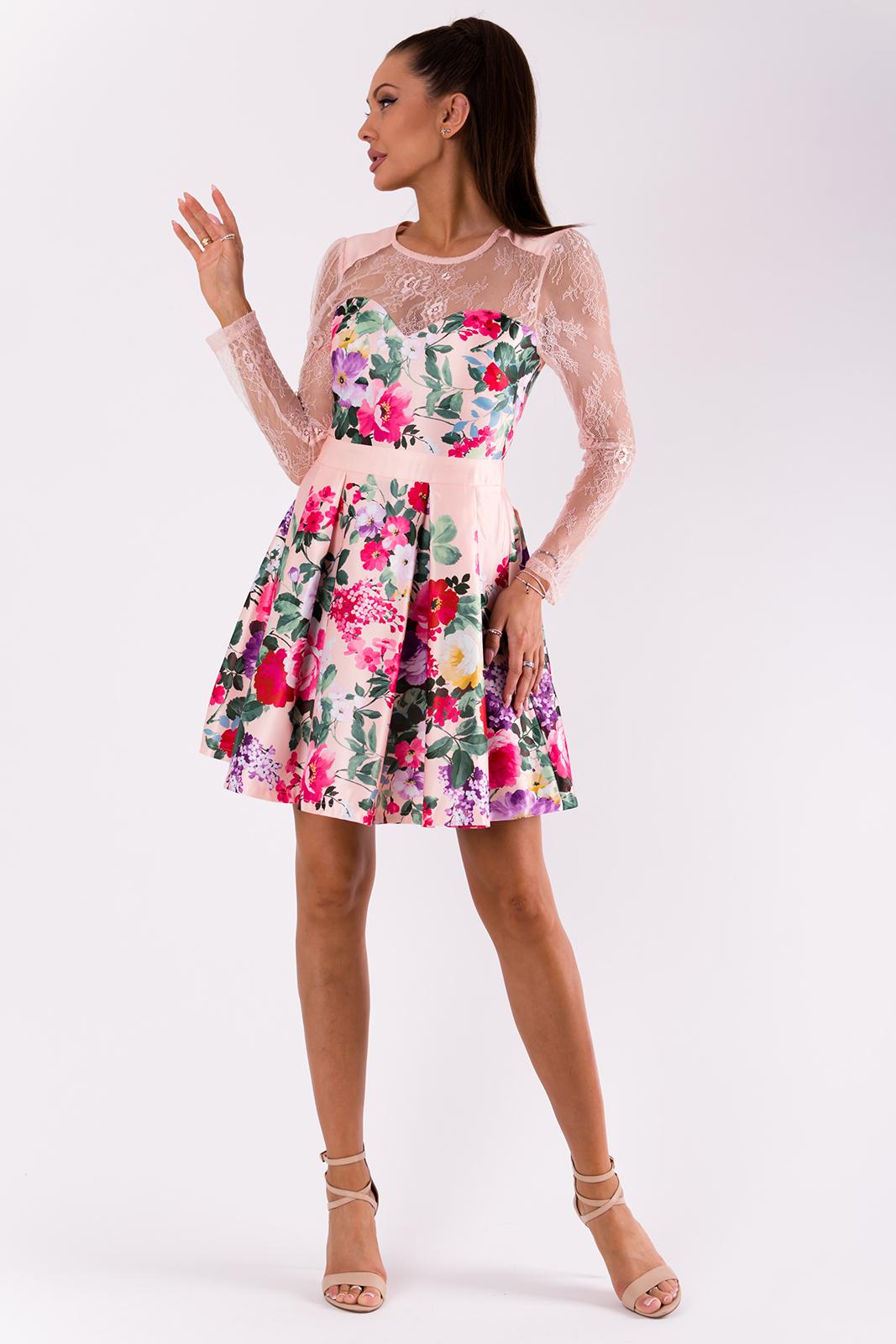 12af6fe461c7 SOKY SOKA OBLEČENÍ světle růžová 49008-2 - Dresses - For females ...