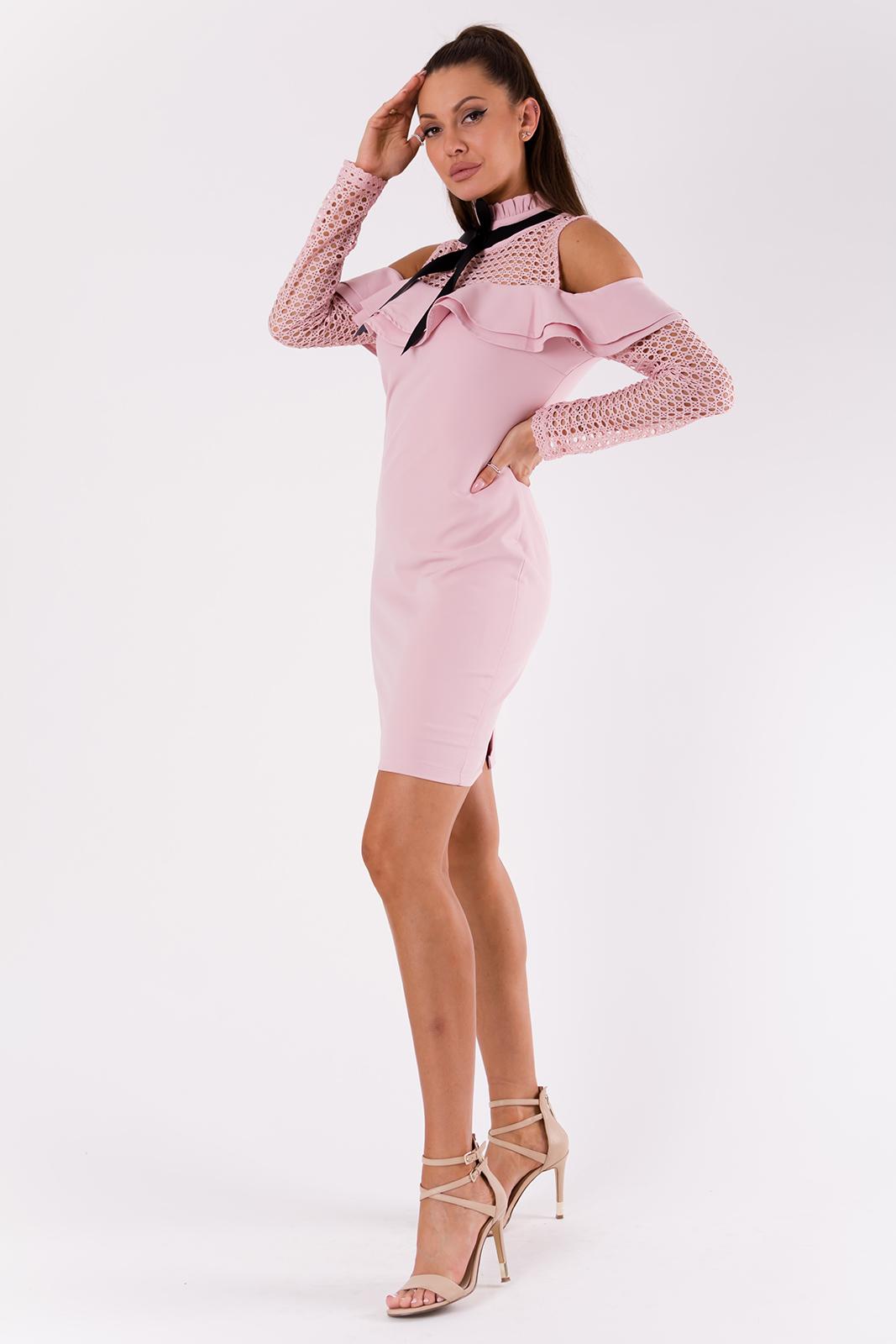 8dd9620113dc SOKY SOKA OBLEČENÍ světle růžová 49005-3 - Dresses - For females ...